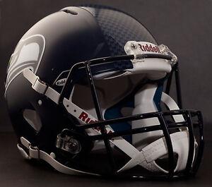 RUSSELL WILSON Edition SEATTLE SEAHAWKS Riddell SPEED Football Helmet
