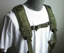 CONDOR MOLLE 215-001 H-Harness Nylon Suspenders for Battle Belt OLIVE OD Green