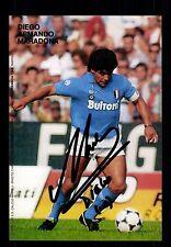 Maradonna ++Autogramm++ ++Weltmeister 1986++CH 113