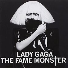 Lady Gaga /  Fame Monster (UK Deluxe Edition) *NEW* Music CD