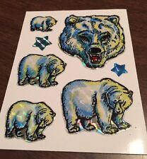 Vintage  Prismatic (Polar Bears ) 80's Very Cool Vintage !