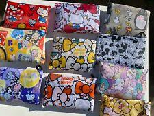 Kitty Cartoon Eco Foldable Shopping Nylon Reusable Grocery Recycle Tote Bag USA