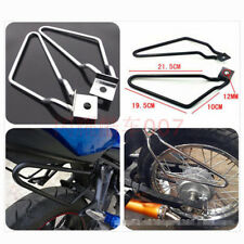 Rack Luggage Support Mounts BracketsFor Suzuki Honda Yamaha Kawasaki saddle bag