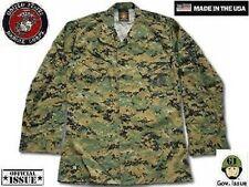 US Marine Corps USMC MARPAT Army woodland Digital Jacke coat Medium Short