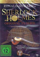 DVD NEU/OVP - Sherlock Holmes - Die Original TV-Serie Vol. 1 - Ronald Howard