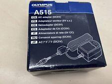 5 V AC Adaptateur Pour Olympus A515 147-593 LS-10 LS-11 LS-5 DM2 DM4 enregistreur de puissance