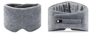Schlafmaske 100% Baumwolle Verstellbar Schlafbrille Augenmaske Reise Augenbinde