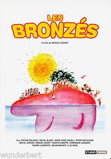 *DVD - Les BRONZES - Luis REGO - un film de P. LECONTE  franz./engl.