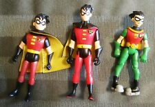 3 Robin Dc Comic Teen Titans Young Robin Figures