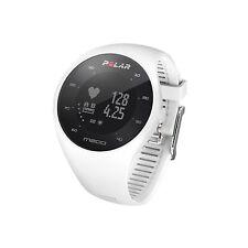 Polar M200 Pulsmessung am Handgelenk GPS - Weiß - Armbandgröße: M/L dt.Fachhändl