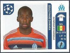 PANINI UEFA CHAMPIONS LEAGUE 2011-12- #365-MARSEILLE-SOULEYMANE DIAWARA