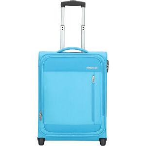 American Tourister Heat Wave 2-Rollen Kabinentrolley 55 cm (sporty blue)