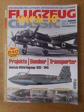 Flugzeug Classic Special Nr. 10 mit über 240 Farbzeichnungen und Fotos!