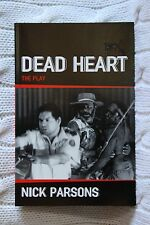 Dead Heart by Nicholas Parsons (Paperback, 2008, free postage), like new