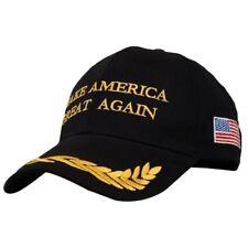 2017 Make America Great Again Hat Donald Trump Republican Adjustable Black Cap