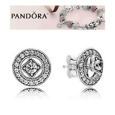 Pandora Silber Vintage Allure Ohrringe s925 ALE