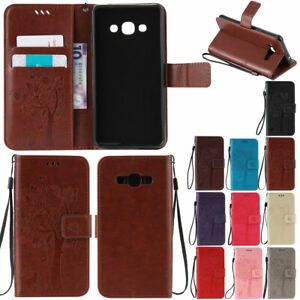 For Samsung Galaxy S8 S9 S10 Note 9 Leather Wallet Magnetic Phone Case 360 Cover