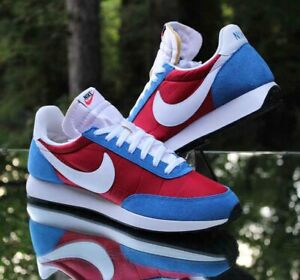 Nike Air Tailwind 79 Men's Size 12 Battle Blue White Gym Red 487754-409