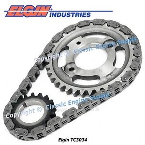 New Timing Chain & Gear Set Fits 1968-1984 Cadillac 368 425 472 500 V8 Engines