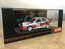 LAST ONE! HPI #8556 Mitsubishi Lancer Evo III (#8) 1996 Sanremo Rally 1/43 model