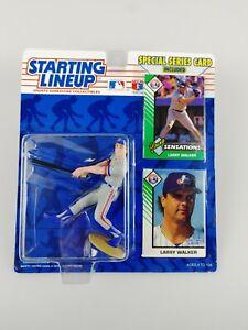 Larry Walker 1993 Expos Starting Lineup Figure MLB Baseball SLU 90's VTG