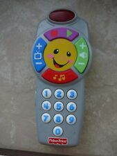 Fisher Price Click n Learn Remote-Musical Learning Toy-6-36 months