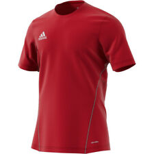 adidas Core 15 Trainingsshirt rot WEISS 2xl