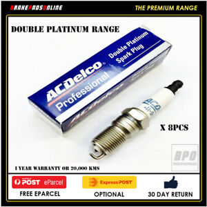 Spark Plug 8 Pack for Mercedes-Benz CL500 C215 5.0L 8 CYL M113 3/00-3/07 41800