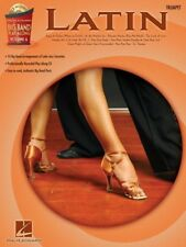 Big Band Play-Along Volume 6: Latin - Trumpet Trumpet Sheet Music, CD Backing Tr
