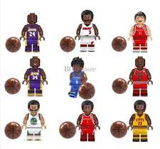 SPORT Minifigure Lego Custom Soccer Calcio NBA Basket Ronaldo Messi Kobe Bryant
