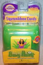 NEW! CRANIUM SQUAWKBOX CARDS BUG HUNT Talking Electronic Card Game