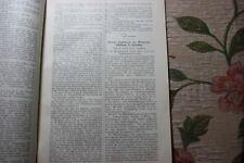 1905 Wohnungswesen 8/ Augsburg Wohnungsbau / Hanau / Hannover Conti Wohnungen
