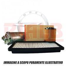 Kit 3 Filtri Bosch per Opel Zafira Tourer C (P12) 1.6 CNG 150 CV motore: A16XNT