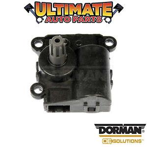 Dorman: 604-309 - HVAC Heater Blend Door Actuator