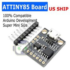 Digispark Kickstarter ATTINY85 Micro USB Development Board for Arduino US Stock