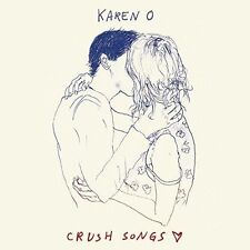 KAREN O - CRUSH SONGS NEW VINYL RECORD