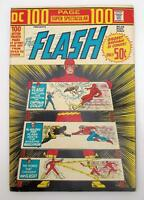 DC 100 Page Super Spectacular DC-22 (F) 6.0 Flash, Last Issue