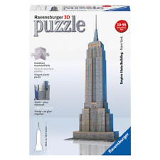 PUZZLE 3D EMPIRE STATE BUILDING RAVENSBURGER 12553