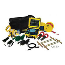 Aemc 6471 Kit 300ft 213550ground Resistance Tester Kit With300 Lead