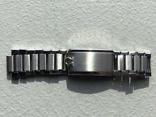 Vintage 1961 Omega Speedmaster Seamaster 7077 Watch Bracelet (2998 2913) Partial