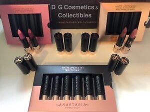 100% GENUINE Anastasia Beverly Hills Mini Matte Lipstick Lipsticks 1.3g