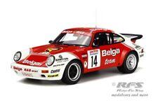 Porsche 911 SC RS-luntad-Rally combatió 1985-Droogmans - 1:18 Otto Mobile 676