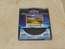 77mm HOYA PRO 1 Polarizzatore Filtro lente della fotocamera, CANON, NIKON, SONY, FUJI