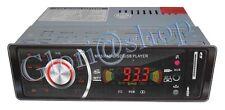AUTORADIO STEREO RADIO FM X AUTO USB SD MP3 FRONTALINO ESTRAIBILE TELECOMANDO