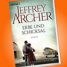 JEFFREY ARCHER | ERBE UND SCHICKSAL | Die Clifton Saga 3 (Buch)