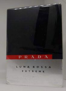 "❤️LUNA ROSSA EXTREME,PRADA,EAU DE PARFUM,1.7oz.50ml.2013"",HARD TO FIND!"