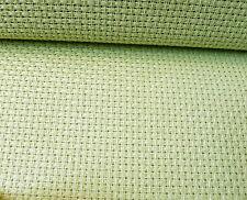 Lime Verde 8 Count Binca Zweigart Aida 25 x 30 CM IDEALE PER DA CUCIRE PER BAMBINI