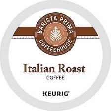 576 Barista Prima Coffeehouse® Italian Roast Coffee Keurig® K-Cup® Pods Fresh!