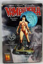 "Vampirella Moore Creations 2001 Limited Edition 522/5000 Porcelain 8"" Statue"