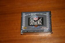 1993 Upper Deck Nfl Super Bowl Expierence Collector Series - Factory Sealed